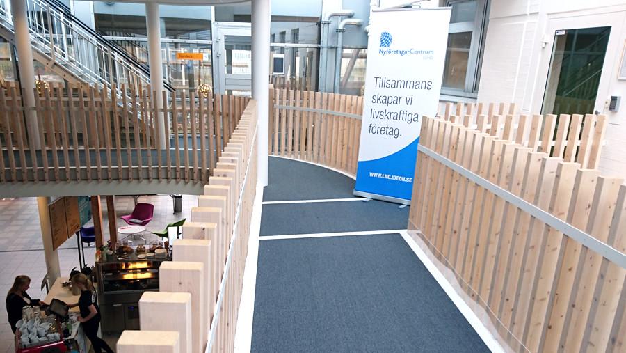 Vi erbjuder fina kontorsrum i en spännande affärsmiljö i Lund.
