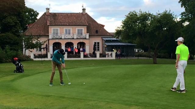 På Kävlinge golfklubb avgörs slaget om LNC-pokalen 2017.
