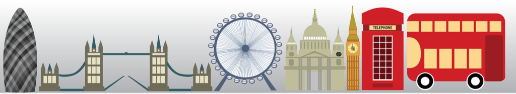 London siluett