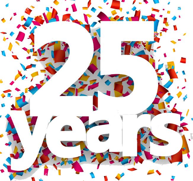 25 års jubileum 7/12, LNC lunchen, Vi firar 25 årsjubileum.   Lunds NyföretagarCentrum 25 års jubileum
